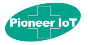 Pioneer I O T Logo and Link